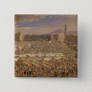 The Market at Naples Pinback Button
