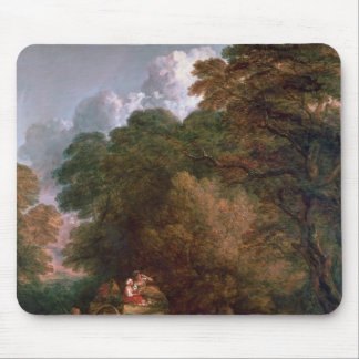 The Market Cart, 1786 Mouse Pad