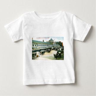 The Market District, Boston, Massachusetts Baby T-Shirt