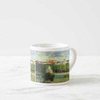 The Market Gardens of Vaugirard - 1879 Espresso Cup