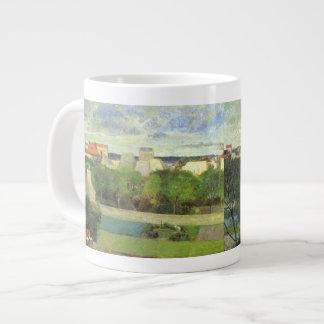 The Market Gardens of Vaugirard - 1879 Large Coffee Mug