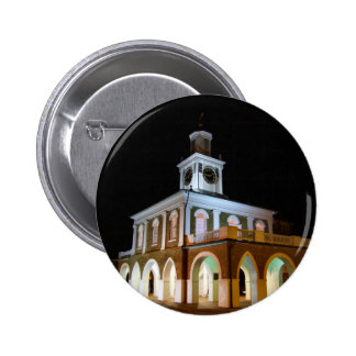 The Market House 2 Inch Round Button