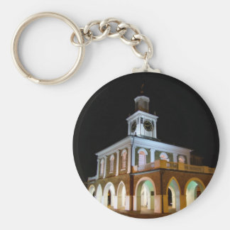 The Market House Keychain