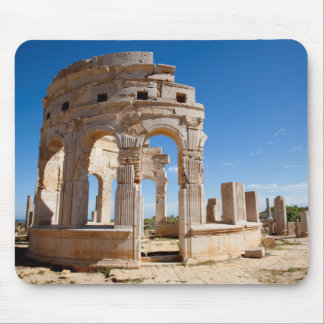 The Market, Leptis Magna, Al Khums District Mouse Pad