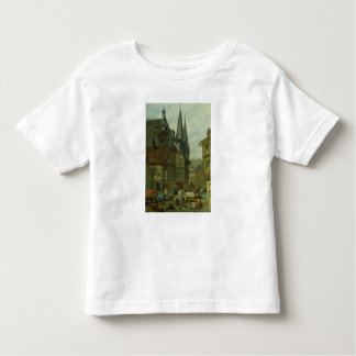 The Marketplace in Wernigerode, 1861 T-shirt
