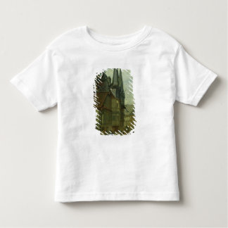 The Marketplace in Wernigerode, 1861 Toddler T-shirt