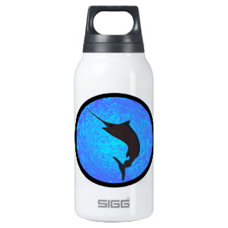 THE MARLINS STRENGTH THERMOS WATER BOTTLE
