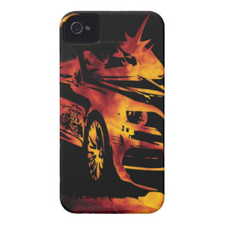The Marqui 11 Car collection iPhone 4 Case