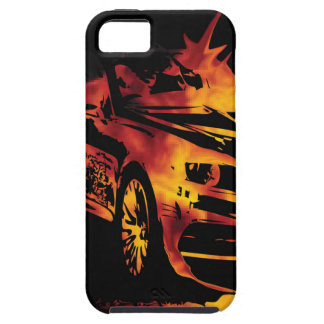 The Marqui 11 Car collection iPhone SE/5/5s Case
