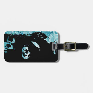 The Marqui 11 Classic Car Collection Luggage Tag