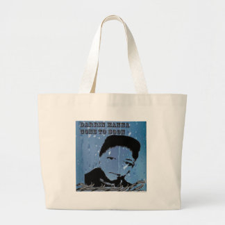 The Marqui 11 Darrin Dagwood Hanna gone to soon Large Tote Bag