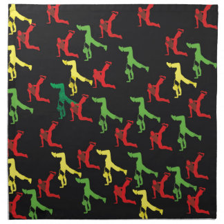 The Marqui 11 Hip Hop Collection Napkin