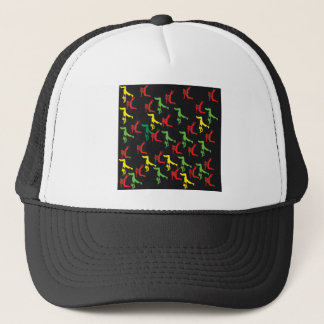 The Marqui 11 Hip Hop Collection Trucker Hat