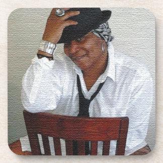 The Marqui 11 Ms Delanda Ewing Collection Beverage Coaster