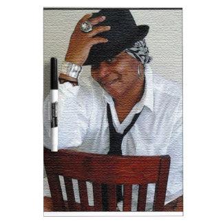 The Marqui 11 Ms Delanda Ewing Collection Dry-Erase Board