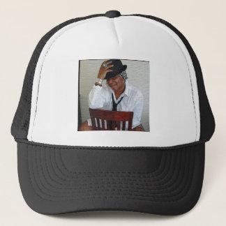 The Marqui 11 Ms Delanda Ewing Collection Trucker Hat