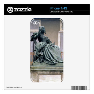 The Marquise de Sevigne (1626-1696) 1857-59 (bronz Skins For The iPhone 4