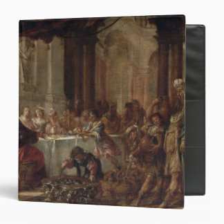 The Marriage at Cana, 1660 Binder