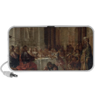 The Marriage at Cana, 1660 iPod Speakers