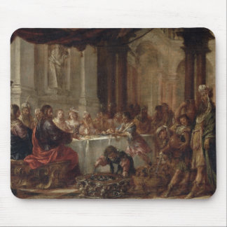 The Marriage at Cana, 1660 Mouse Pad