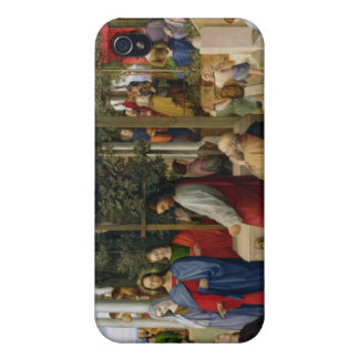 The Marriage at Cana, 1819 iPhone 4 Cases