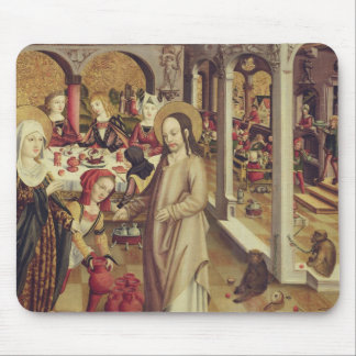 The Marriage at Cana, c.1500 Mouse Pad