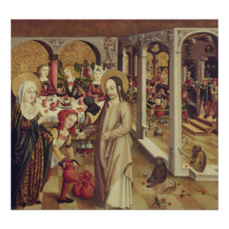 The Marriage at Cana, c.1500 Poster