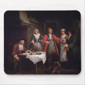 The Marriage Contract Mouse Pad