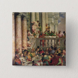 The Marriage Feast at Cana Button