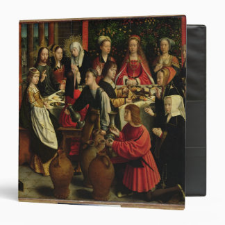 The Marriage Feast at Cana, c.1500-03 Binder