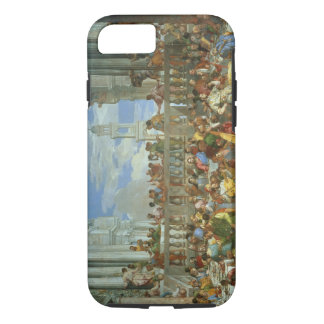 The Marriage Feast at Cana, c.1562 (oil on canvas) iPhone 7 Case