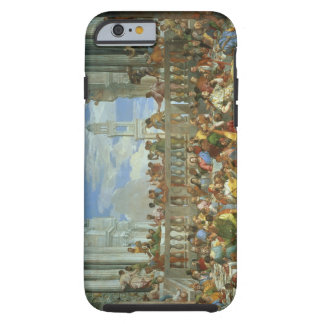 The Marriage Feast at Cana, c.1562 (oil on canvas) Tough iPhone 6 Case