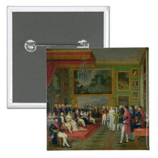 The Marriage of Eugene de Beauharnais Pinback Button