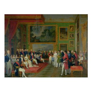 The Marriage of Eugene de Beauharnais Postcard