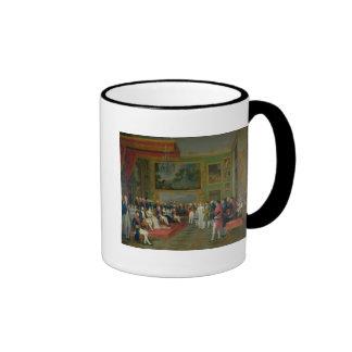 The Marriage of Eugene de Beauharnais Ringer Coffee Mug