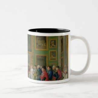 The Marriage of Eugene de Beauharnais Two-Tone Coffee Mug