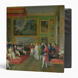 The Marriage of Eugene de Beauharnais Vinyl Binder