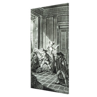 The Marriage of Figaro' Canvas Print