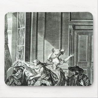 The Marriage of Figaro' Mouse Pad