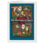 The Marriage of Figaro, Opera Greeting Cards