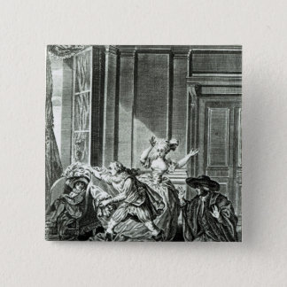 The Marriage of Figaro' Pinback Button
