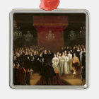 The Marriage of Frederick William Metal Ornament