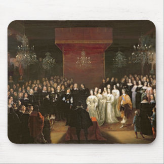 The Marriage of Frederick William Mouse Pad