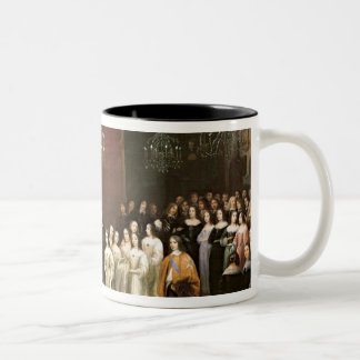 The Marriage of Frederick William Two-Tone Coffee Mug