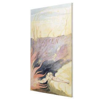 The Marriage of Heaven and Hell Canvas Print