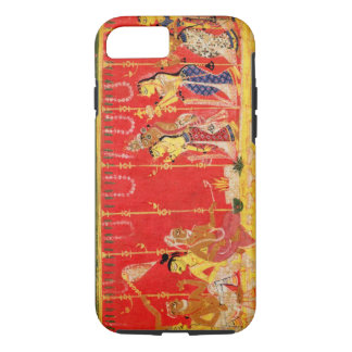 The Marriage of Krishna's Parents, from a disperse iPhone 7 Case