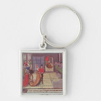 The Marriage of Renaud de Montauban and Keychain