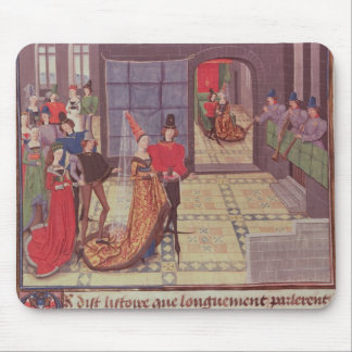 The Marriage of Renaud de Montauban and Mouse Pad