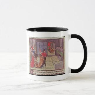 The Marriage of Renaud de Montauban and Mug