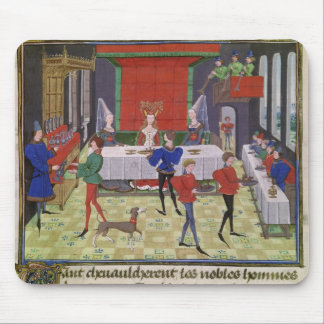 The Marriage of Renaud of Montauban and Clarisse Mouse Pads